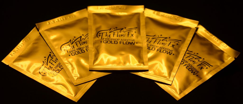 Gold Flow packs available at theflowfx.com