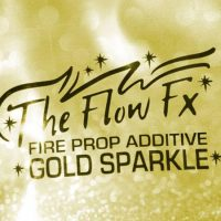 Gold Sparkle available at theflowfx.com